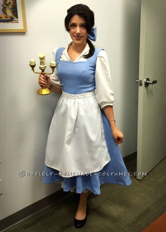 Tale as Old as Time Belle Costumes - Beauty and the beast- The o ...
