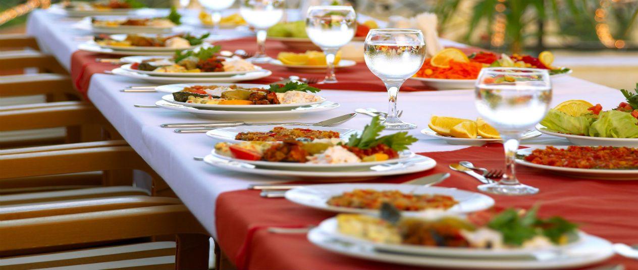 Best Vegan Food Full course meal, Bridal shower menu