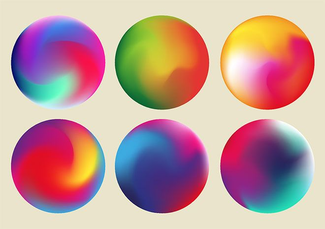 How To Create Colourful Gradient Orbs in Illustrator