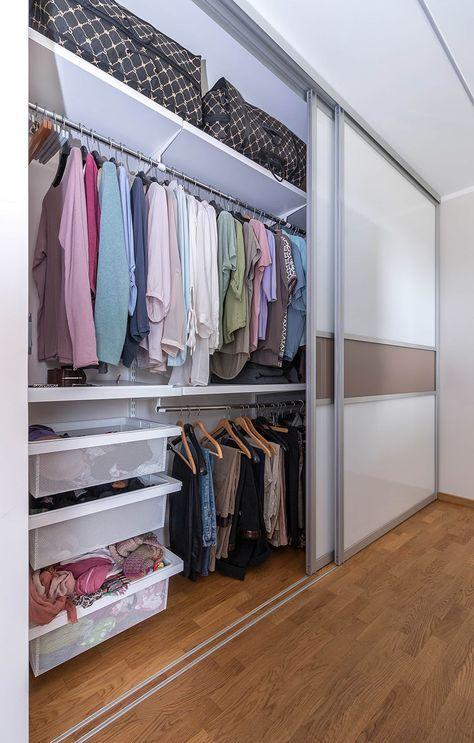 Photo of Einbauschrank im schlafzimmer moderne schlafzimmer von elfa deutschland gmbh modern glas | homify