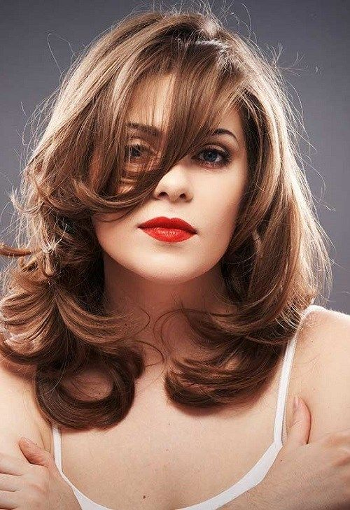 15 Easy Everyday Hairstyles For Women   Medium length hair ...