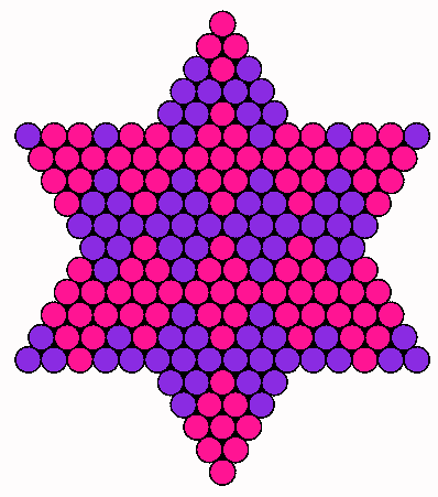 00387c2b55211 Diamond Perler Bead Pattern