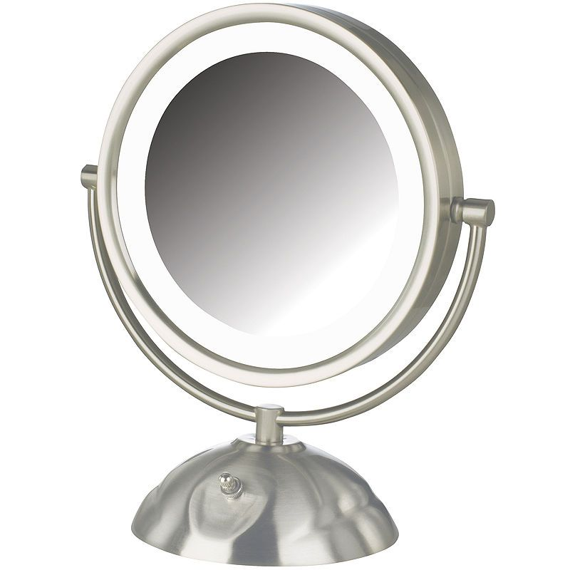 Jerdon Style Led Lighted Vanity Mirror Lighted Vanity Mirror