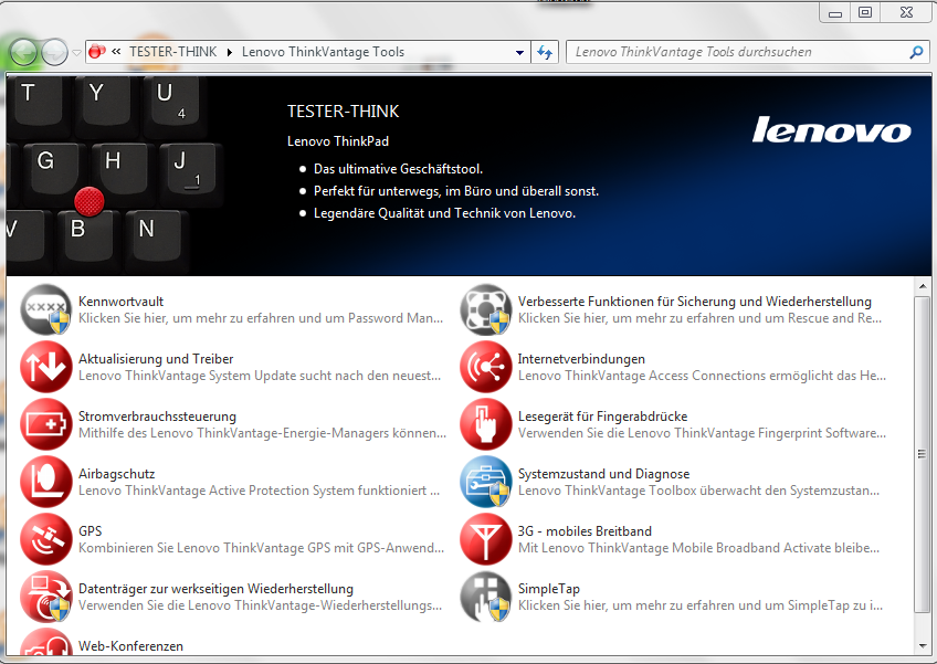 Lenovo support has provided the complete procedure through