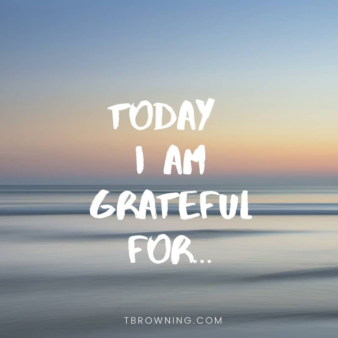 Today I am grateful for... ️my Tuesday morning meditation ...