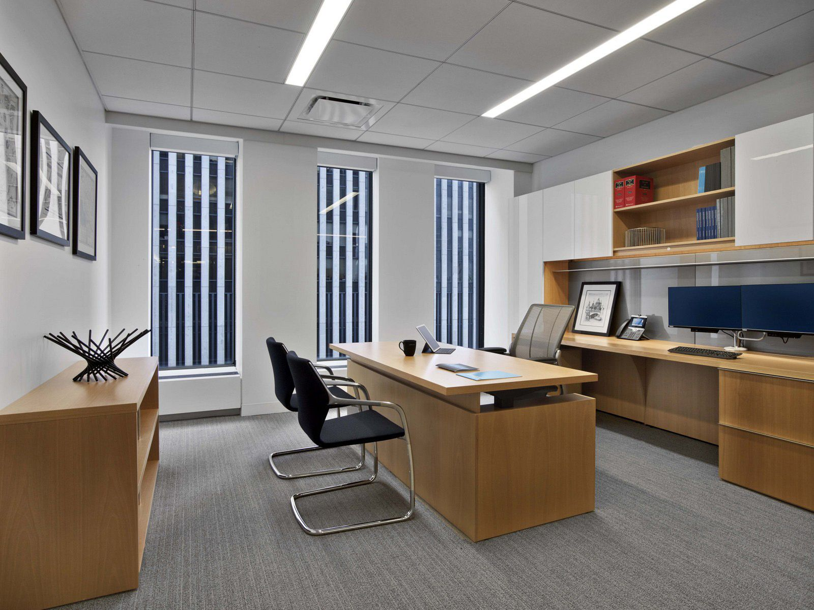 Office Tour: White & Case Offices - New York City | Office ...