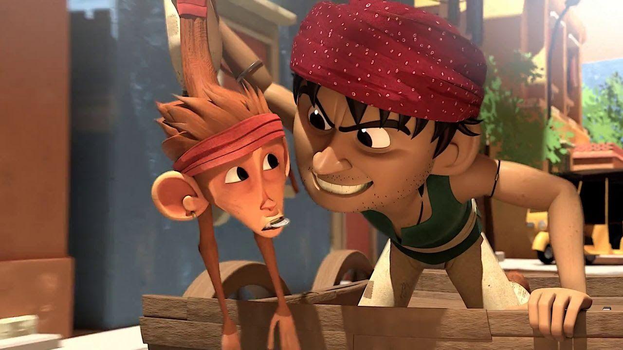 Cgi Animated Short Film Hd Rupee Run Short Film By Tarun Lak Short Film Laugh Cartoon Animation