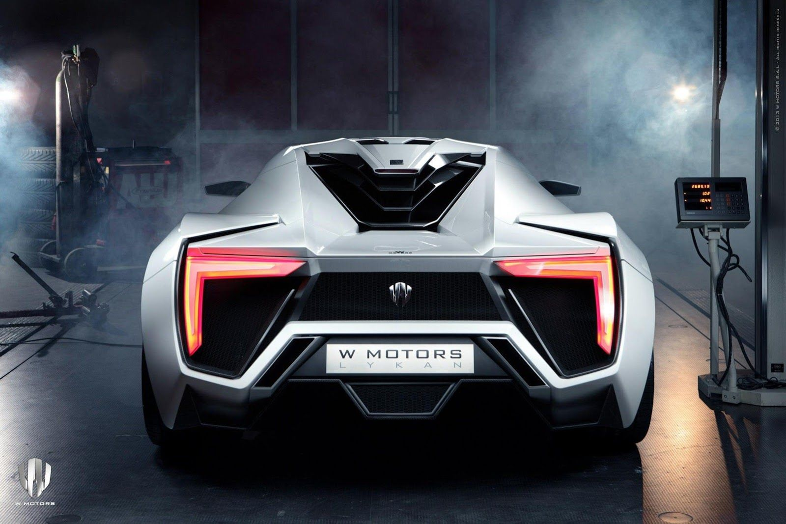 The Supercar Kids Lykan Hypersport Arriving In