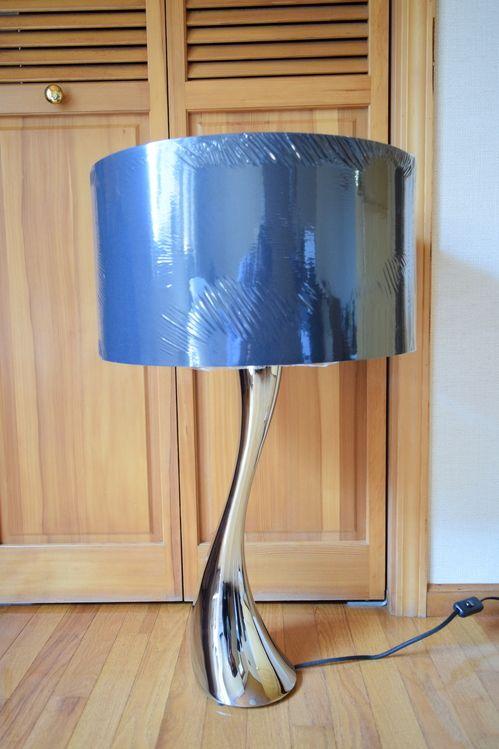 Georg Jesenテーブル照明ライト/モデル:Cobra Lamp Medium Black/サイズ:H725mm(シェードを含む)シェードサイズ:420mmφ H230mm
