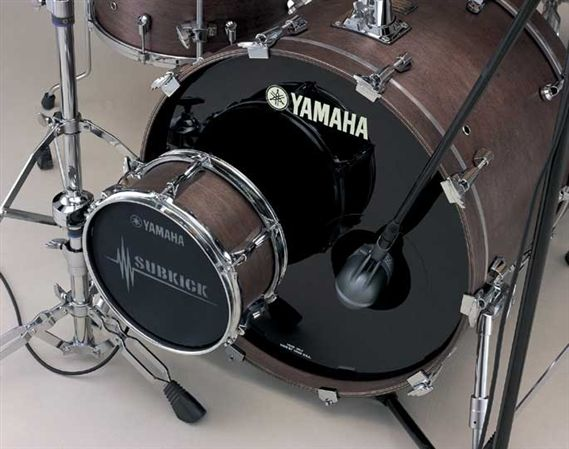 Yamaha Skrm100 Subkick Bass Drum Microphone At Ams Drums