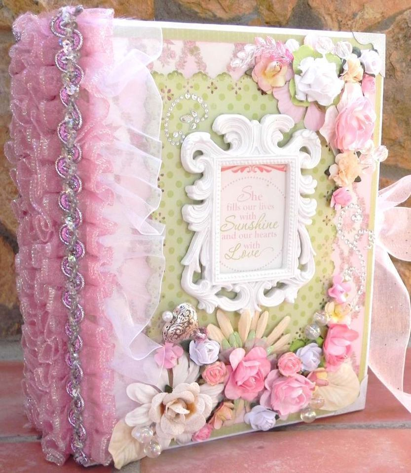 scrapbooking pages baby girl - Google Search | Projects to Try ...