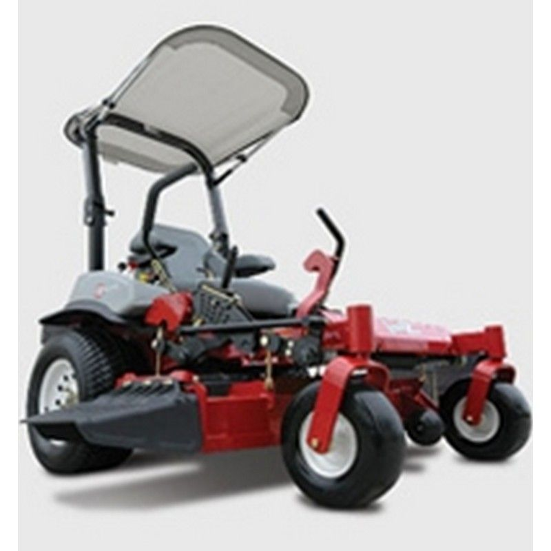 Exmark Lazer Z Sunshade | Mutton Power Equipment Easily mounts to 2