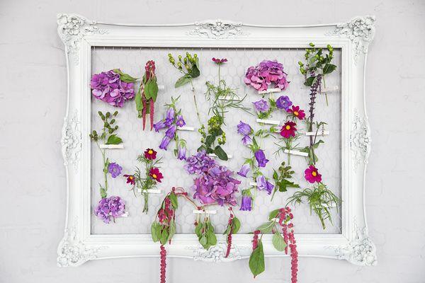 Hochzeits-Styled-Shoot Hexagonliebe! Blumen FLORICA, Foto Kathrin Hester, aus Blog Fräulein K Sagt Ja