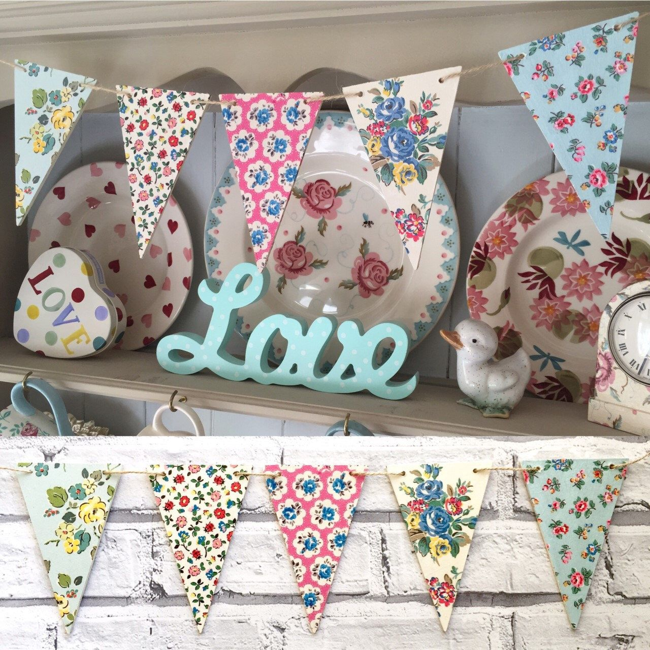 Cath kidston bunting a personal favourite from my etsy shop https cath kidston bunting a personal favourite from my etsy shop https doublecrazyfo Images