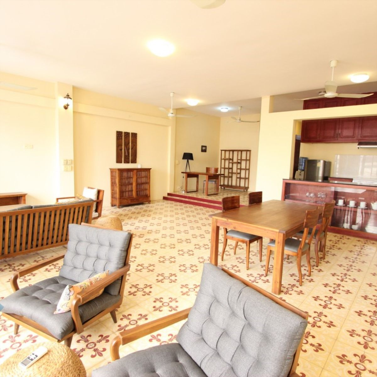 Colonial 2 Bedroom Apartment For Rent Near Riverside Phnom Penh Apartments For Rent Apartment Two Bedroom Apartments