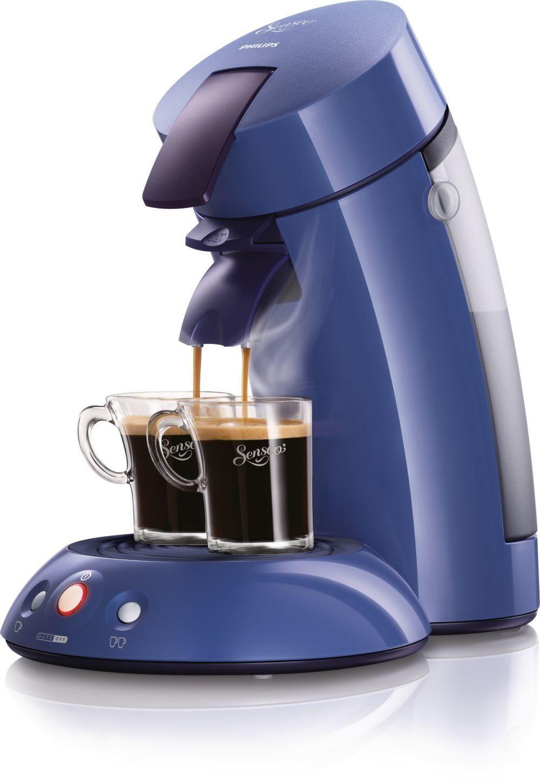 Philips HD7810/70 Senseo Cafetière à dosettes Bleu