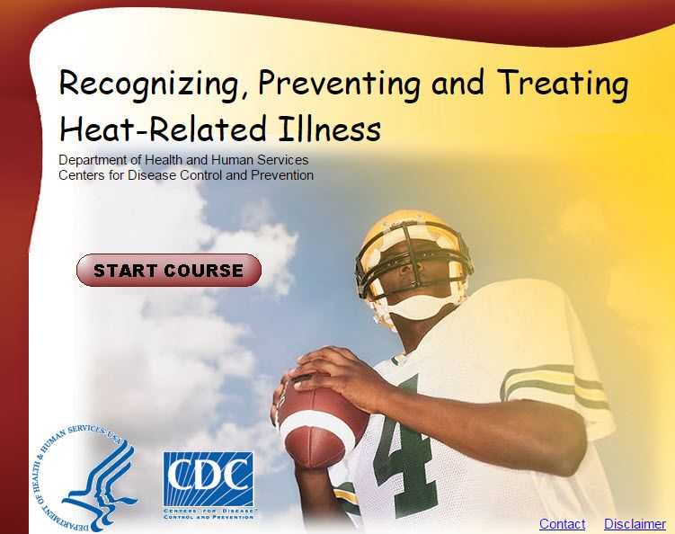 Recognizing, Preventing and Treating HeatRelated Illness