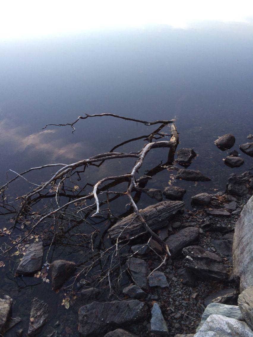 Grein på Ådlandsvatnet