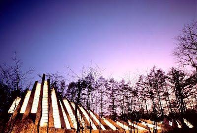 Eclectitude: Stone Church, Karuizawa - Kendrick Kellogg, Architect