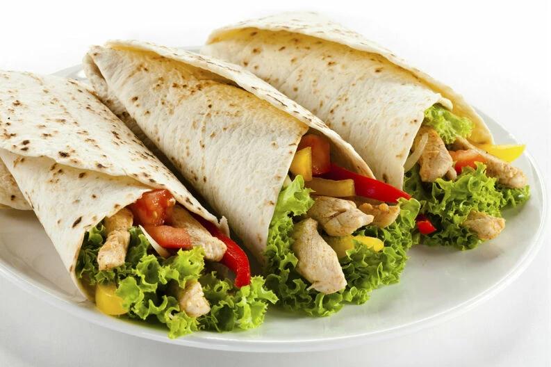 Bring Your Lunch Game To The Next Level Chicken Pesto Wrap Recipe Food Fajitas Chicken Fajita Recipe