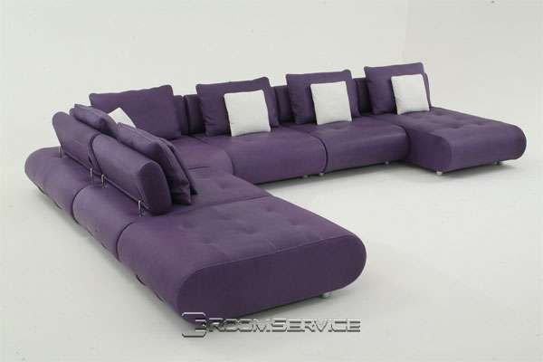 Charmant The Bridge 551 Modular Sectional By Incanto Purple Sofa, Purple Reign, Sectional  Sofa,