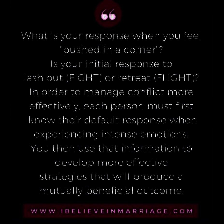 What is your initial response Fight or Flight What is your initial response Fight or Flight What is your initial response Fight or Flightis your initial response Fight or...