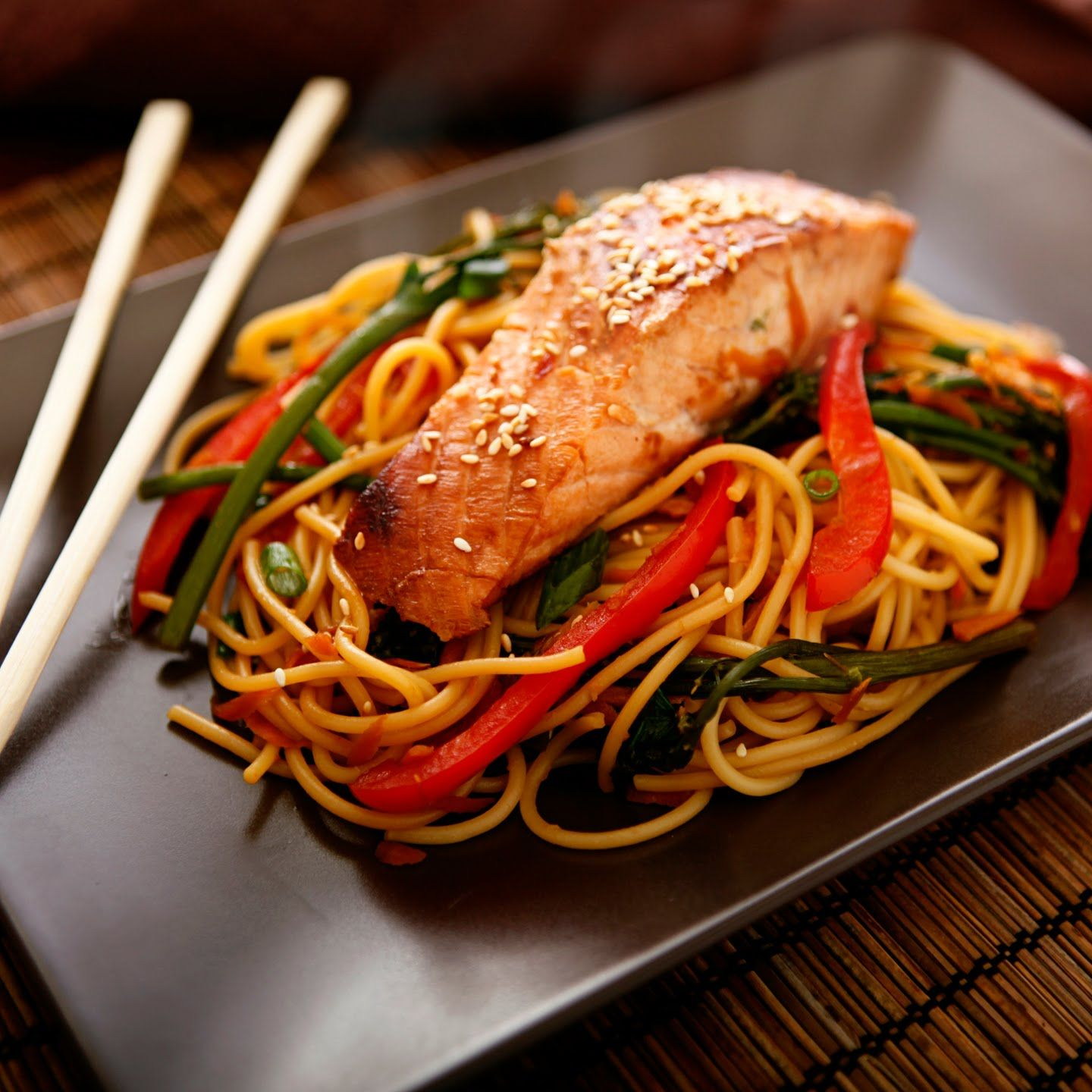 Sweet SoySoaked Salmon Cheap healthy meals, Easy salmon