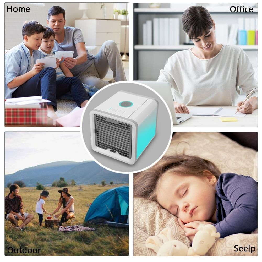 Portable Mini Air Conditioner in 2019 Portable air
