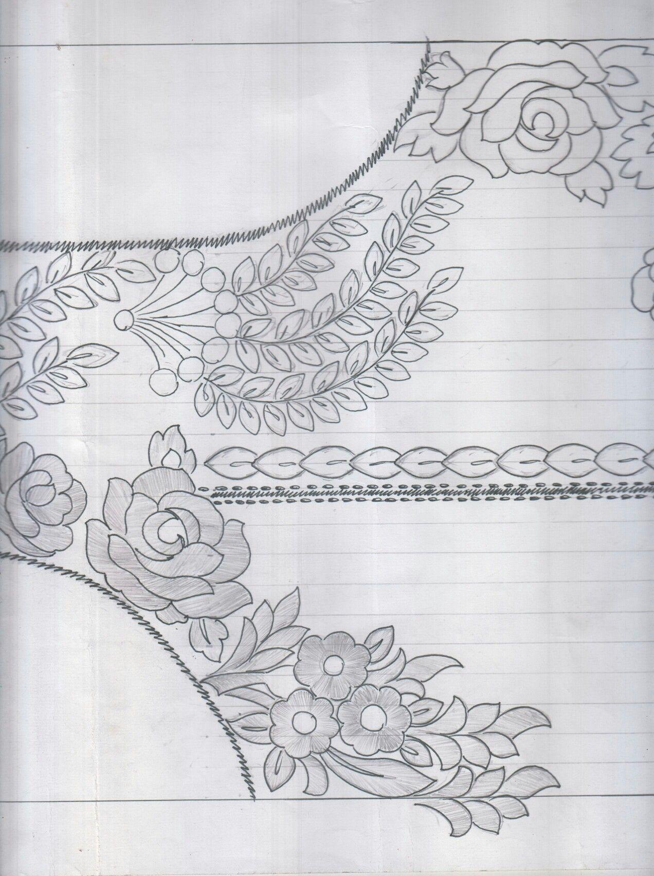 Emboroidery design.   Bordado a mano   Pinterest   Bordado, Dibujo ...