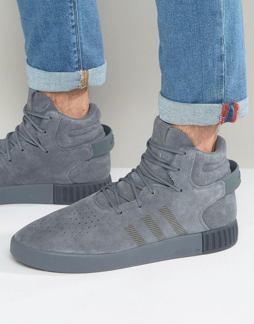 the best attitude 341d1 54883 adidas Originals | adidas Originals Tubular Invader Sneakers ...