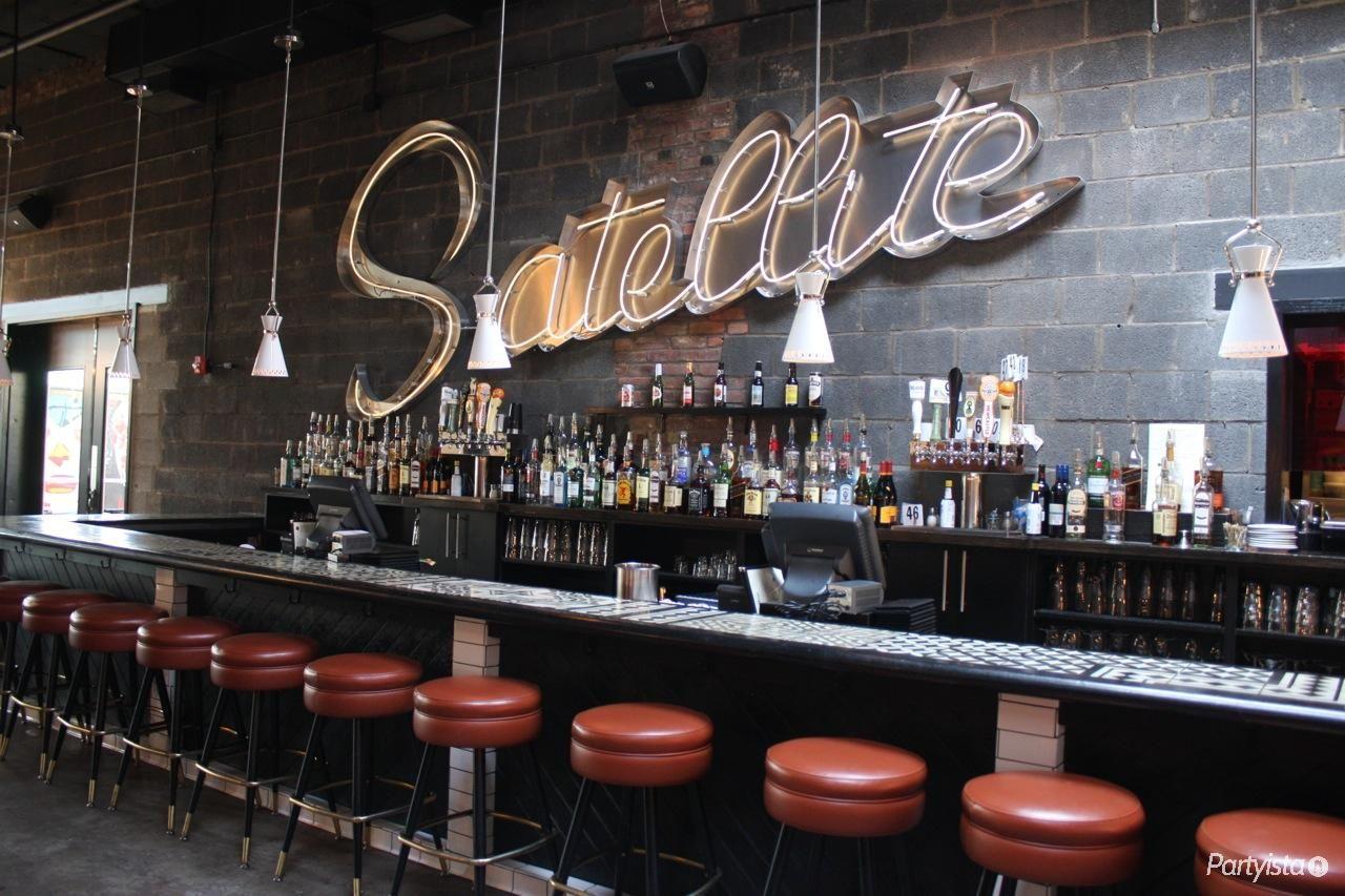 Satellite Room | www.partyista.com | DC Bar Review | Pinterest ...