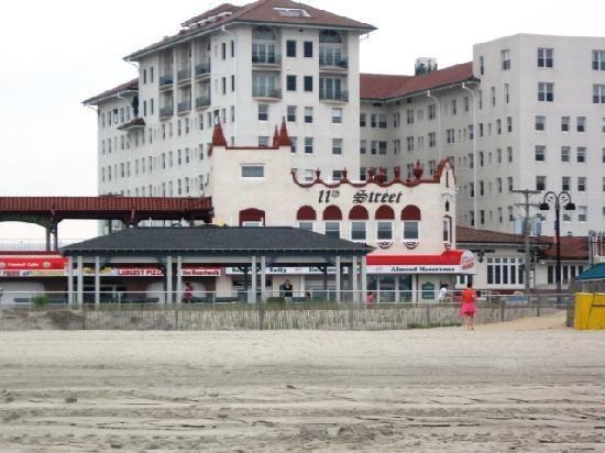 The Haunted Flanders Hotel Ocean City New Jersey