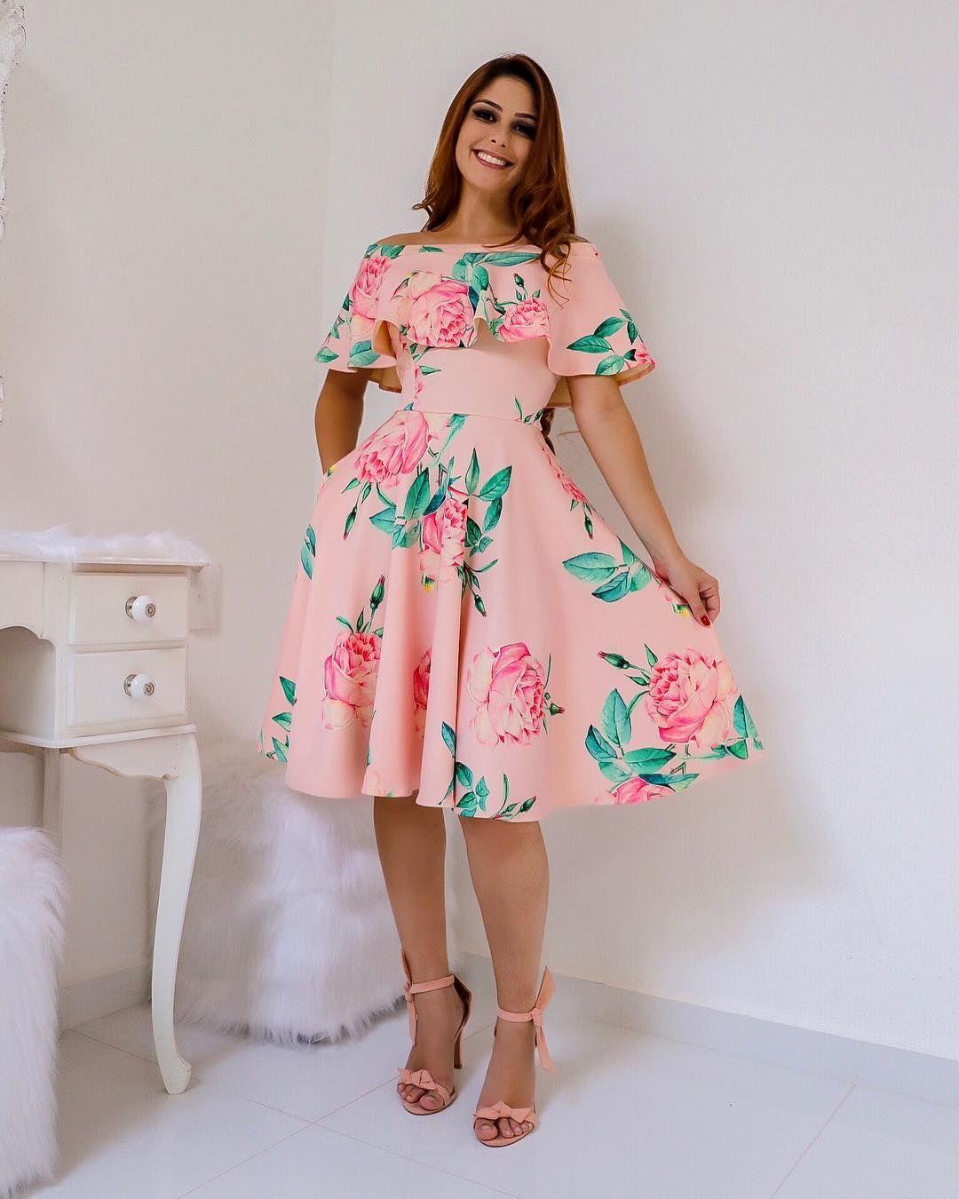 a30603cb4 Mustache Store 👗 | Vestidos/Ropa em 2019 | Fashion, Dresses e Cute ...