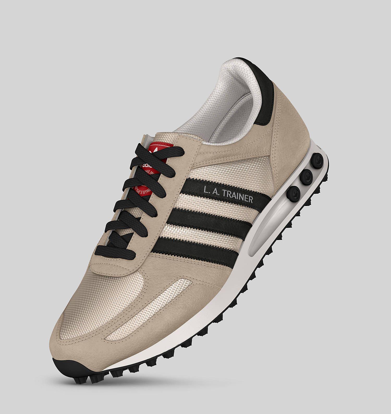 finest selection b0a75 98530 mi LA Trainer Classic  adidas - Mach dein eigenes Design -
