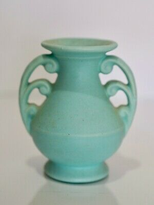 Vintage Haeger Art Pottery Matte Blue 1934 Chicago World S Fair Original Label Ebay Feb 23 2020 1 20am Price Us 34 99 In 2020 Pottery Art World S Fair Vintage