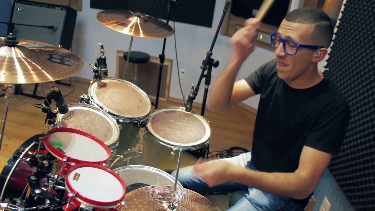 Forro Na Batera Som E Louvor 2 How To Play Drums Drums Videos