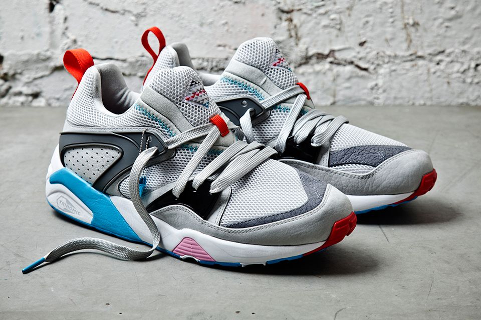 Sneaker Freaker X Puma Blaze Of Glory 2013 Limited Edition Re Issue Pack Sneakers Chic Sneakers Limited Edition Sneakers