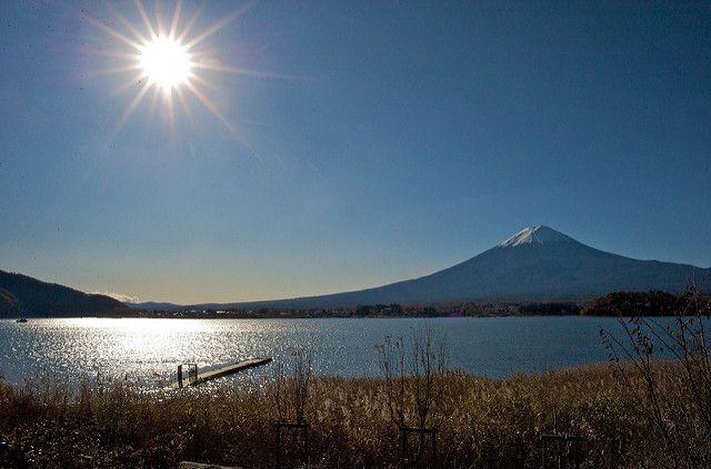 Mount Fuji Lake Kawaguchi   河口湖からの富士山   Shinichiro Saka   Flickr