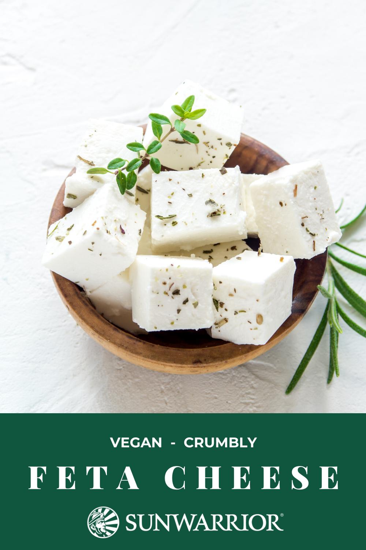 Vegan Cheese Ft Crumbly Feta In 2020 Feta Feta Cheese Vegan Cheese