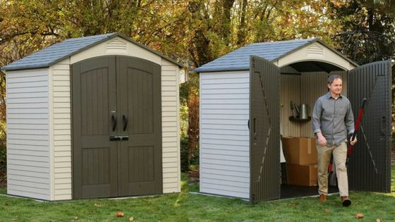 Small Outdoor Plastic Sheds Quality Plastic Sheds Plastic