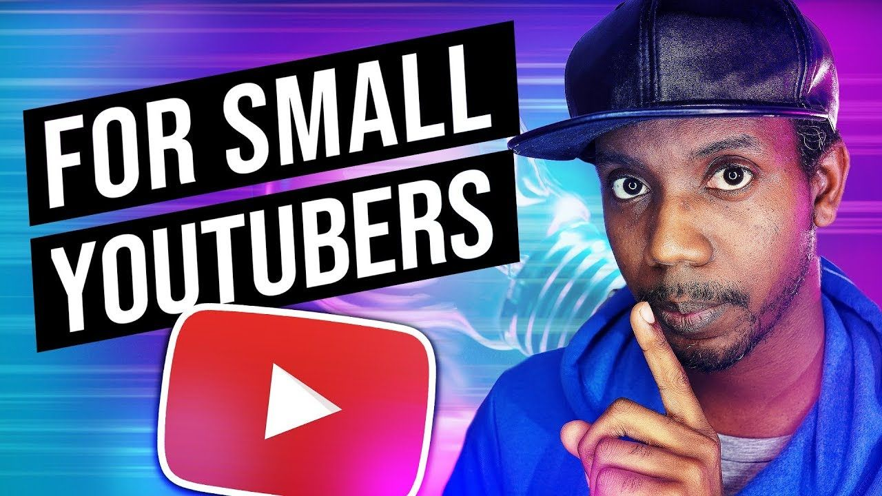 HOW TO GET NOTICED ON YOUTUBE AS A SMALL YOUTUBER 🙃 (How