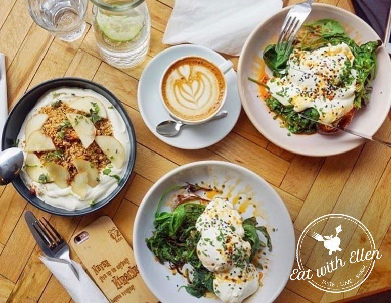A Small Lovely Cafe Fia Is Located On Rathgar In The Heart Of Dublin 6 Their Menu Is Designed According To Sea Delicious Breakfast Recipes Eat Breakfast Eat