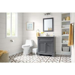 Bathroom Renovations Windsor home decorators collection windsor park 31.5 in. w vanity in