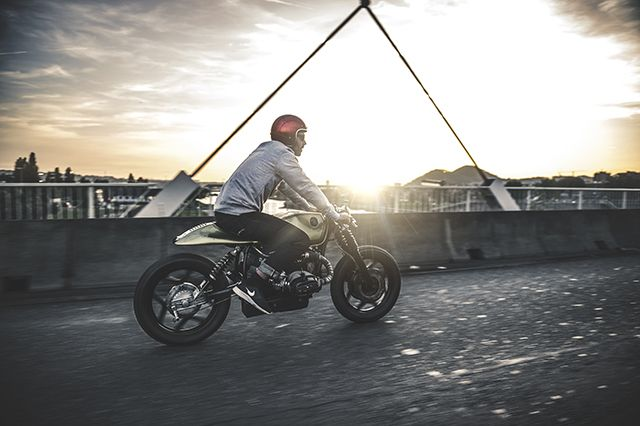Bmw Garage Amsterdam : Bmw r by nozem amsterdam riding bmw bmw