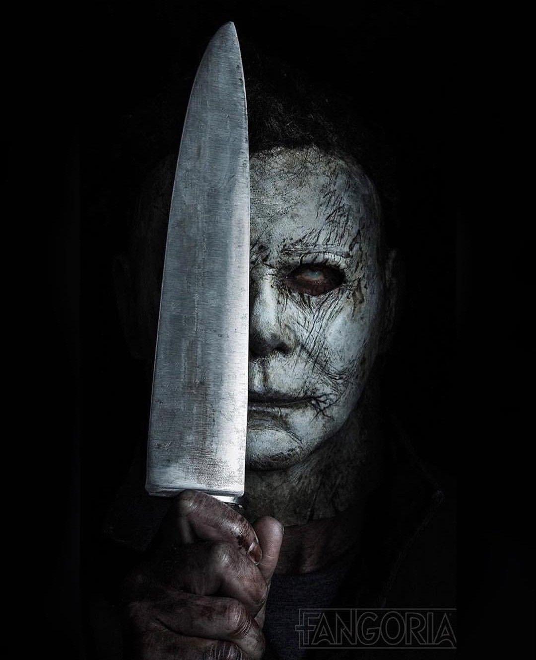 Michael Myers Halloween 2018 🎃 Michael myers art