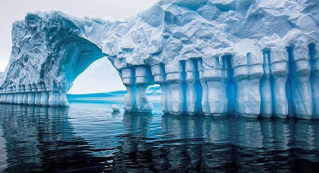 DLE: Descubren un gigantesto lago subterráneo en la Ant...