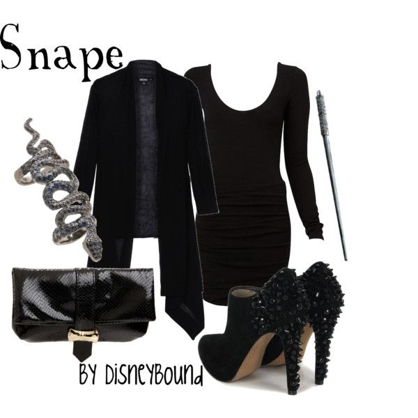 """""""Snape"""" by lalakay on Polyvore"""