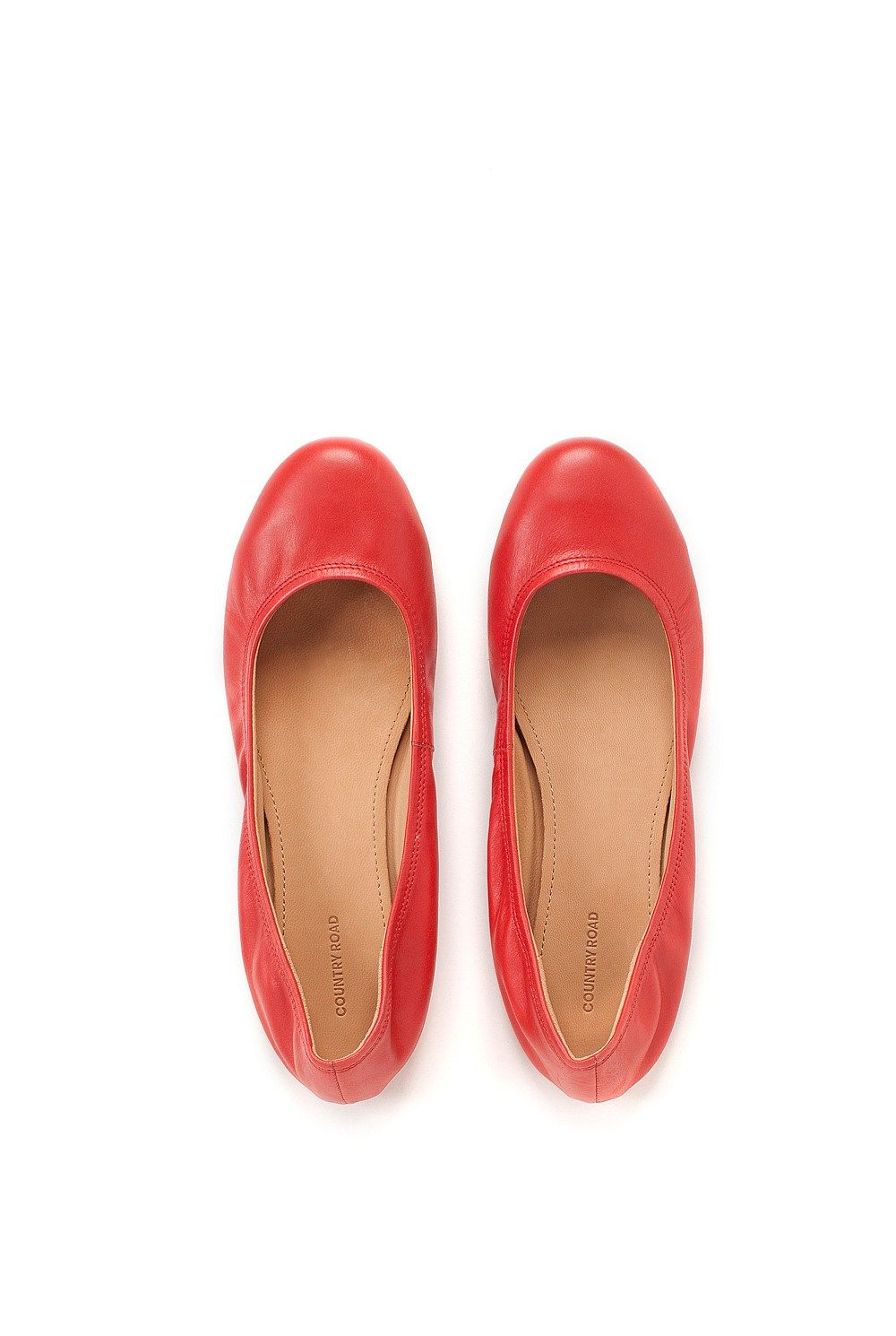 0e751ee5b78 Country Road - Women s Shoes   Footwear Online - Letitia Ballet