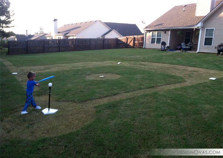 25 Ideas To Landscape Your Backyard With Games Backyard Games Outdoor Relax 1 Backyard Sports Backyard Baseball Backyard