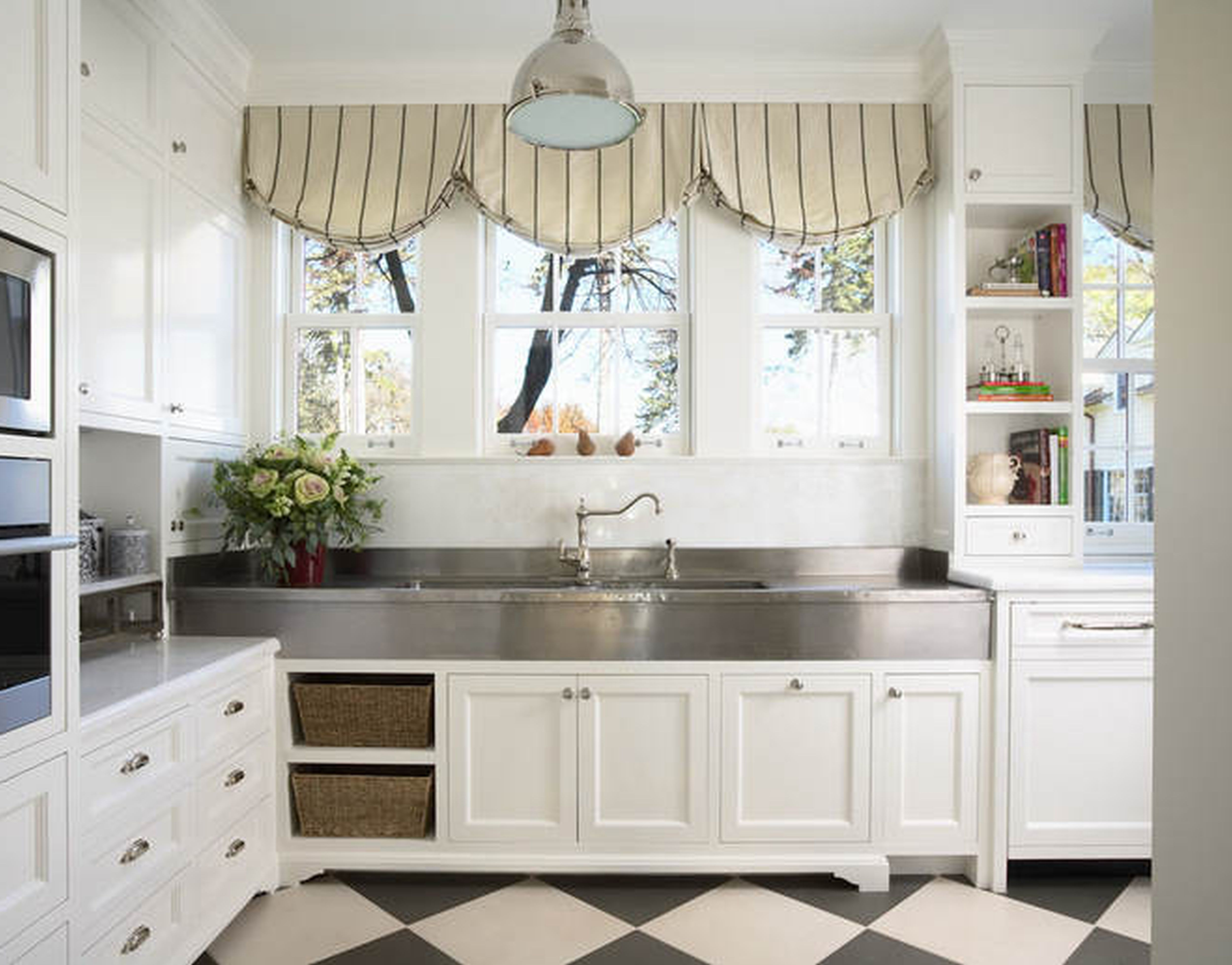 Breathtaking Small Kitchen Cabinets Ideas Blueprint Great Antique ...